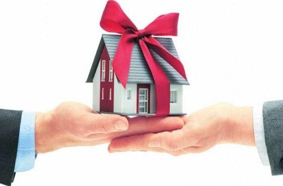 Передача жилья по договору дарения