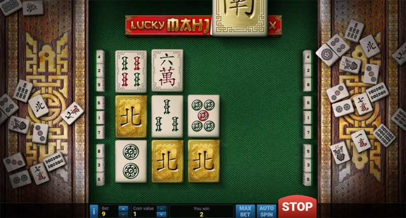 Lucky-Mahjong